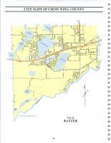 Map Image 047, Crow Wing County 2001